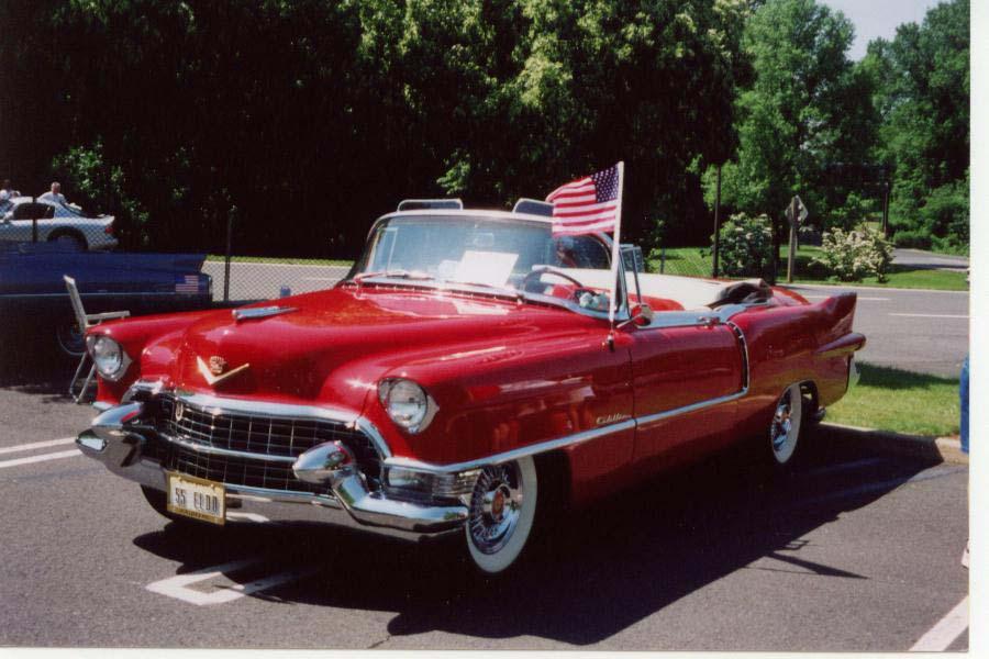 1955 Cadillac Eldorado – Raritan River Region – Cadillac LaSalle