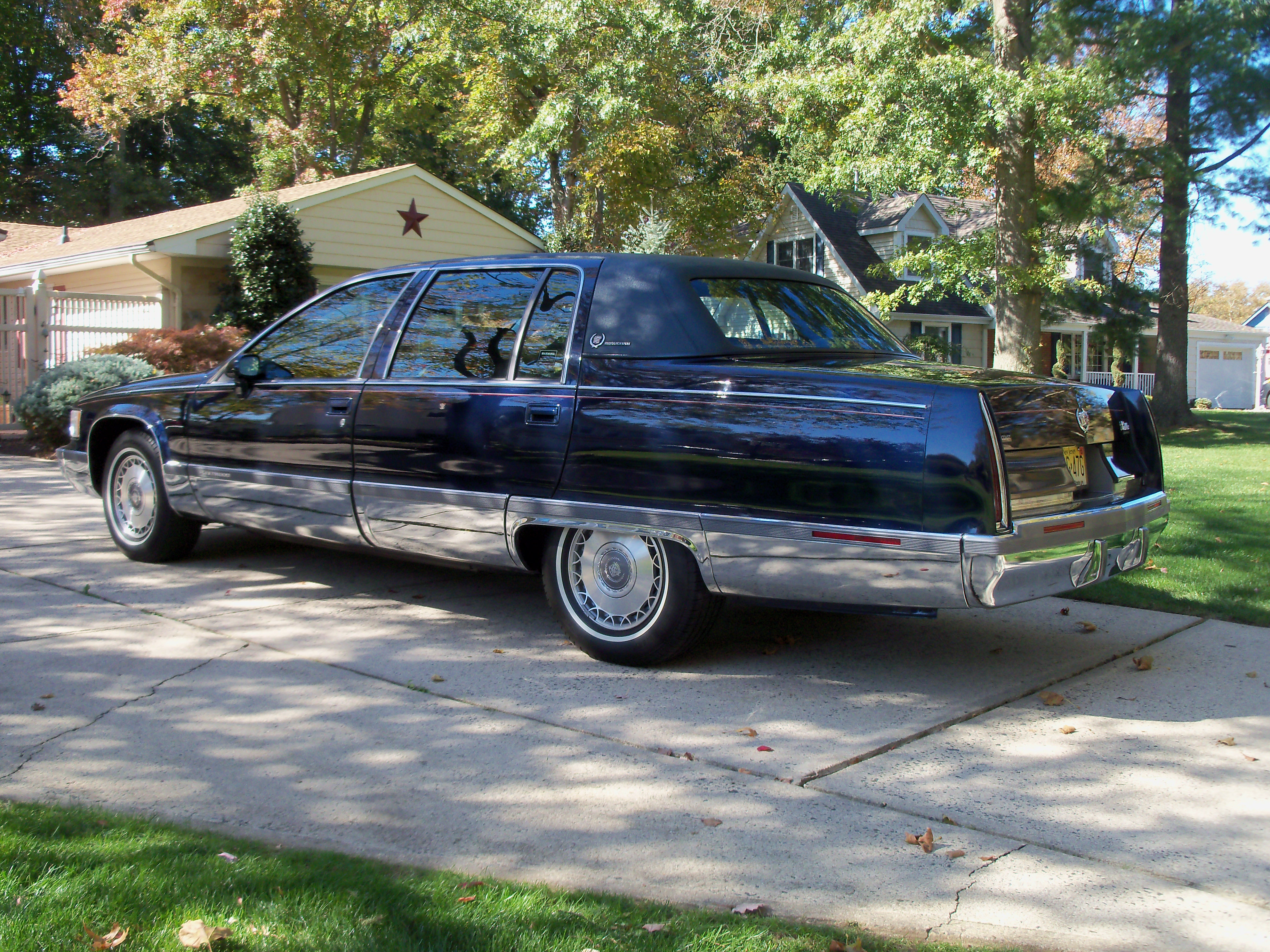 1993 cadillac fleetwood brougham. Cars Review. Best American Auto & Cars Review