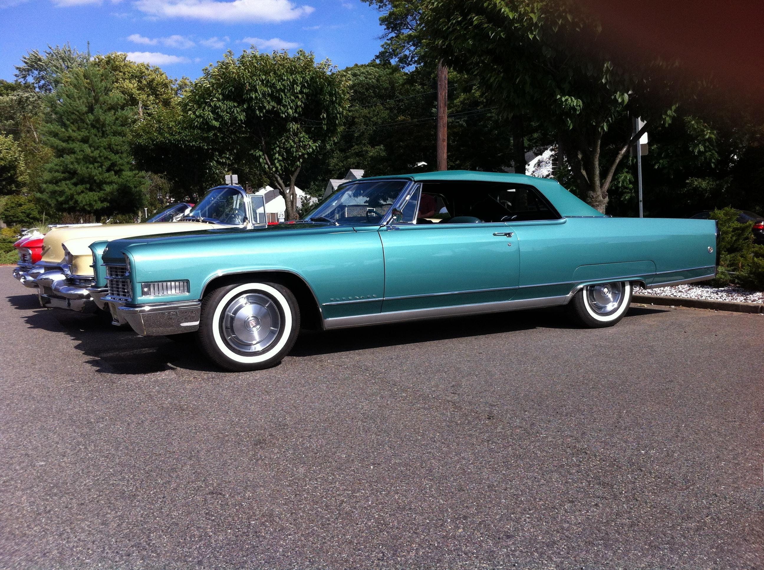 1966 Cadillac Eldorado Owner: Ralph Messina – Raritan River Region