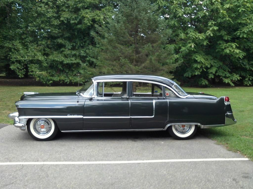 1955 Cadillac Series 62 Sedan Owner Bob Rankin Raritan