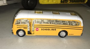 Bernie Cooney's School bus