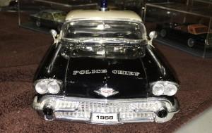 Jeff Montgmery=1958 Eldorado Police Car