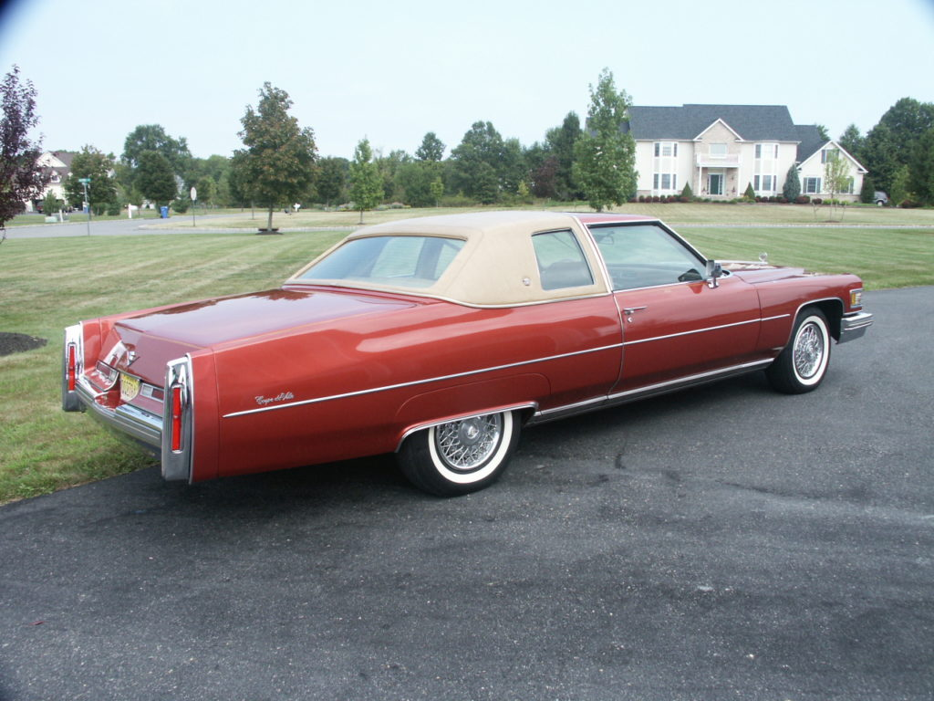 1976 cadillac coupe deville owner mike stas. Cars Review. Best American Auto & Cars Review