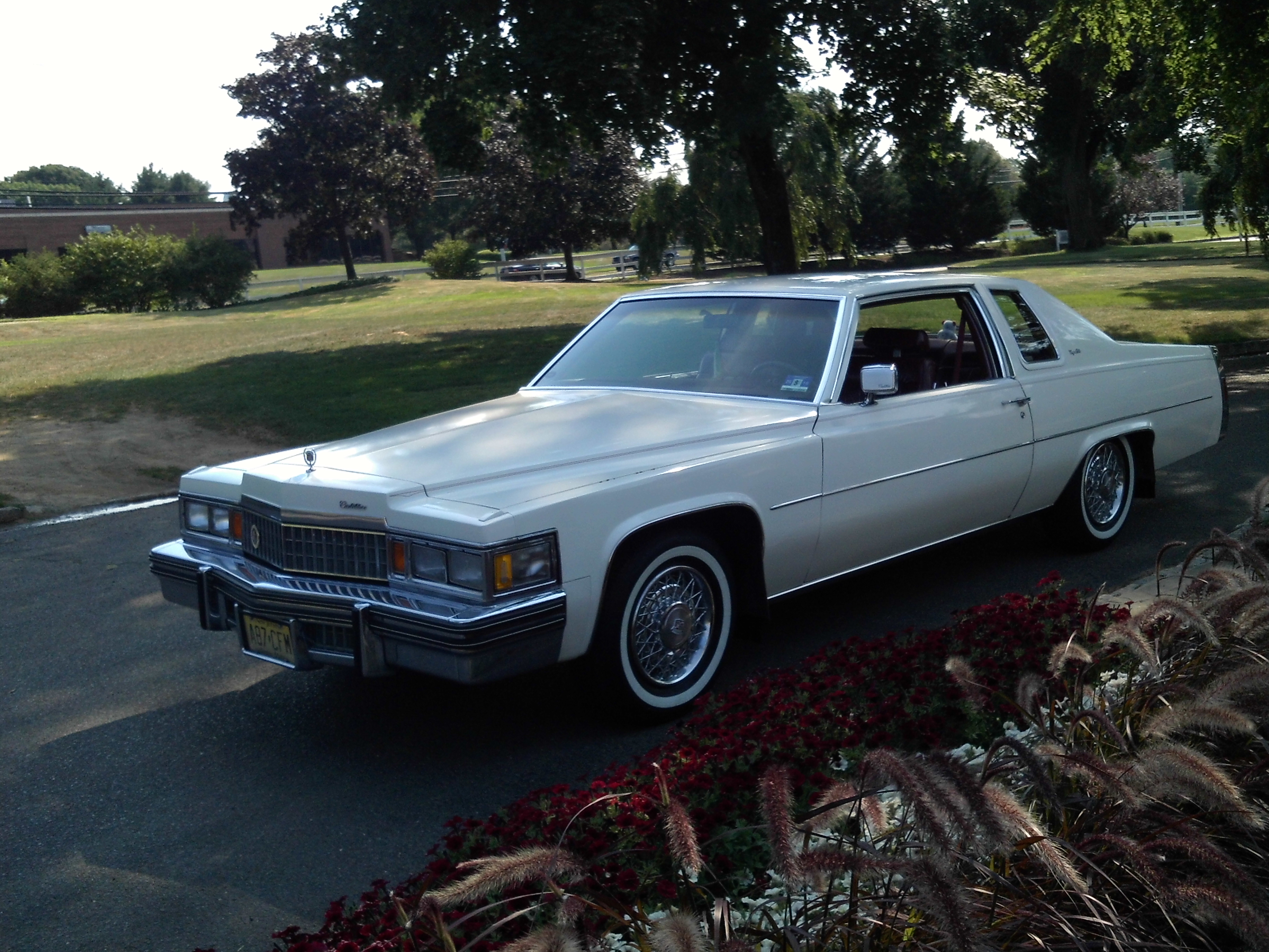 1978 Cadillac Coupe Deville Shadow Owner Rosemary Spicuzza Sedan Img 0455 0389 0406 0434 0429 0453